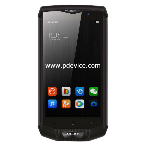 Blackview BV8000 Smartphone Full Specification