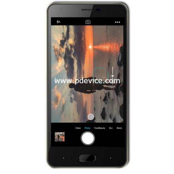 Doogee X20L Smartphone Full Specification