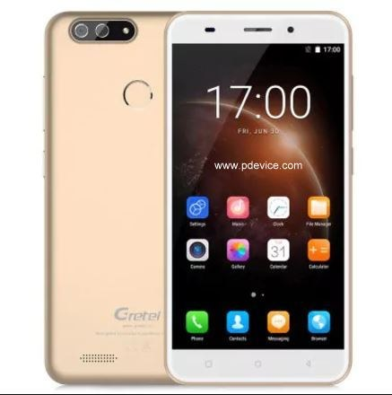 Gretel S55 Smartphone Full Specification