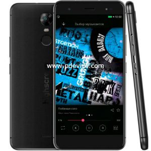 Highscreen Fest XL Smartphone Full Specification