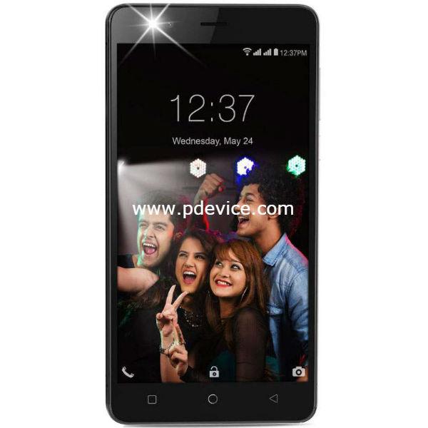 Intex Aqua Selfie Smartphone Full Specification