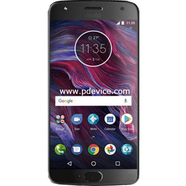 Motorola Moto X4 Smartphone Full Specification