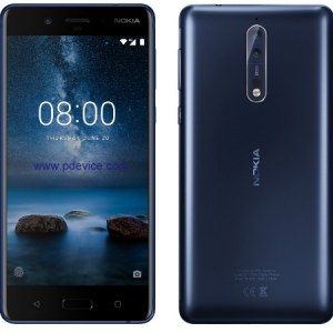 Nokia 8 Smartphone Full Specification