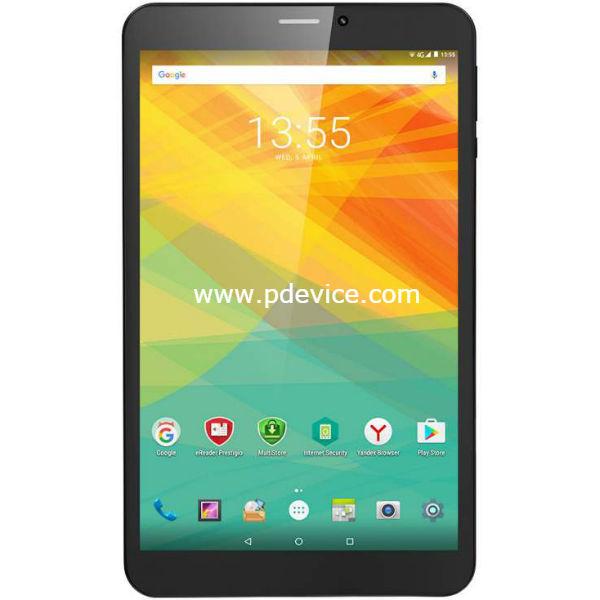 Prestigio Wize 3418 4G Tablet Full Specification