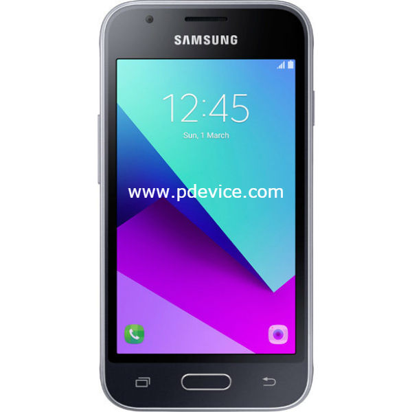 Samsung Galaxy J1 Mini Prime Smartphone Full Specification