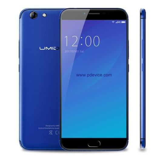 UMiDIGI C Note 2 Smartphone Full Specification