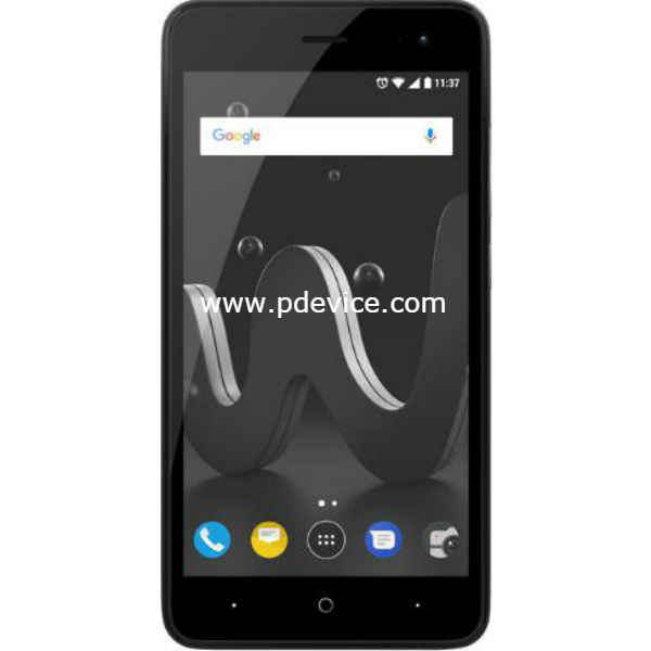 Wiko Jerry 2 Smartphone Full Specification
