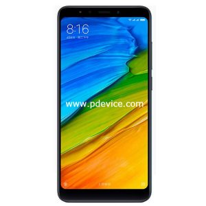 Xiaomi Redmi 5 Smartphone Full Specification