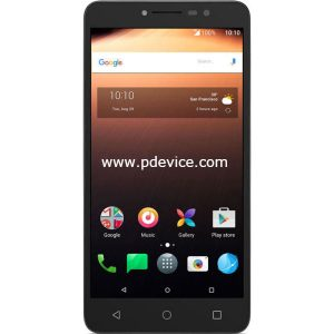 Alcatel A3 XL Smartphone Full Specification