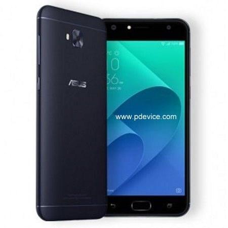 Asus Zenfone 4 Selfie ZD553KL Smartphone Full Specification