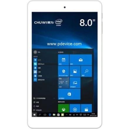 Chuwi Hi8 Pro (X5 Z8350) Tablet PC Full Specification