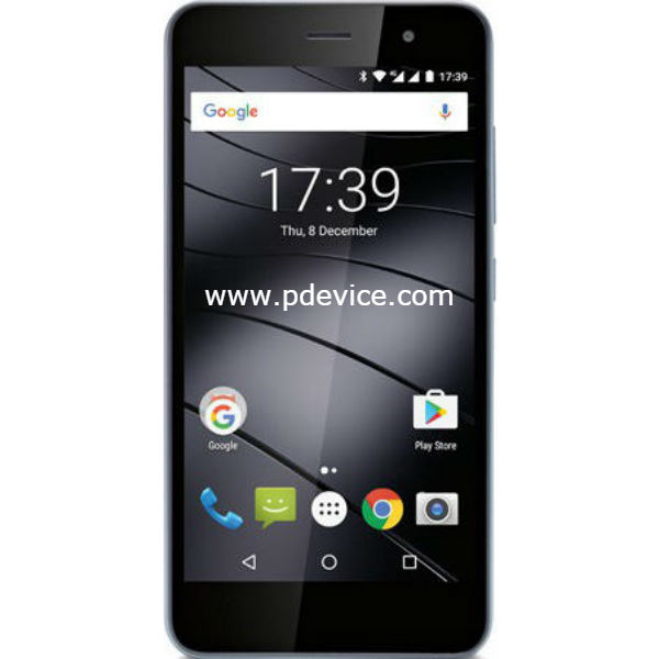 Gigaset GS160 Smartphone Full Specification