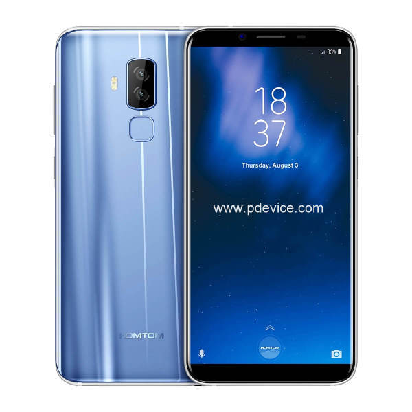 HomTom S8 Smartphone Full Specification