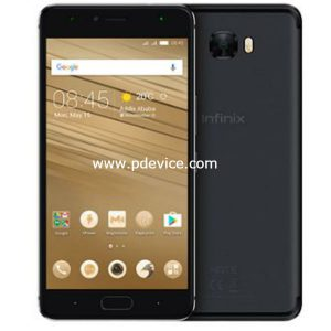 Infinix Note 4 Pro Smartphone Full Specification