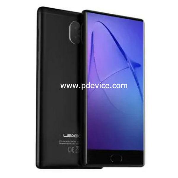 Leagoo KIICAA MIX Smartphone Full Specification