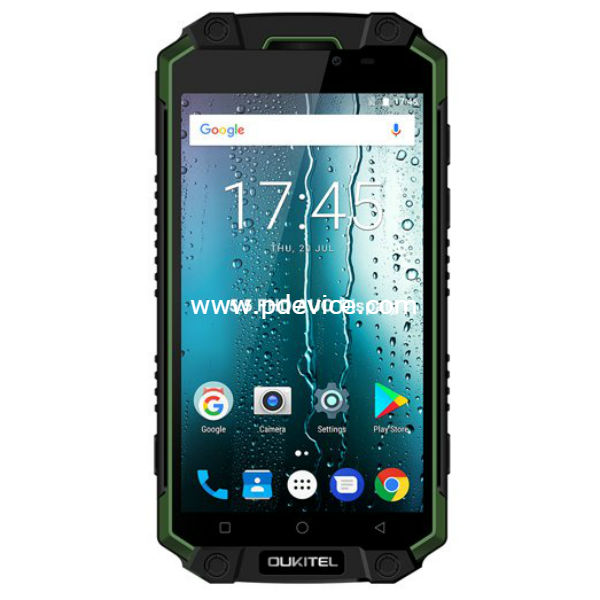 Oukitel K10000 Max Smartphone Full Specification