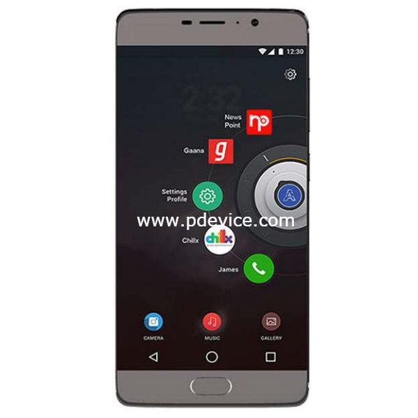 Panasonic Eluga A3 Pro Smartphone Full Specification