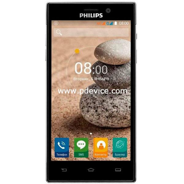 Philips Xenium V787+ Smartphone Full Specification
