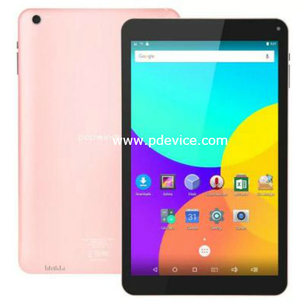 Popwinds MT1005 Tablet Full Specification