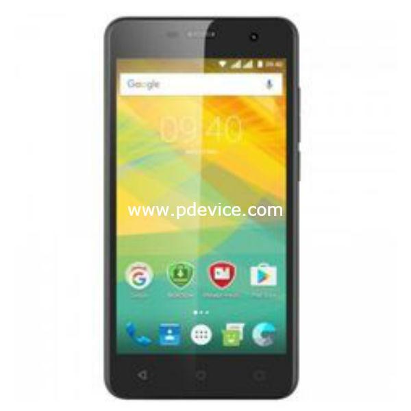 Prestigio Muze G5 LTE Smartphone Full Specification
