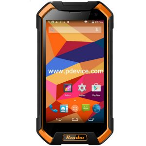Runbo F1 Plus Smartphone Full Specification