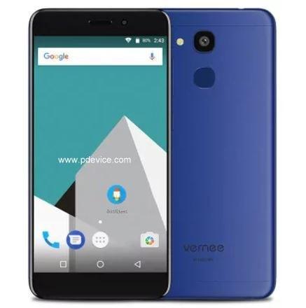 Vernee M5 Smartphone Full Specification