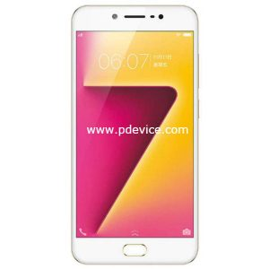 Vivo Y69 Smartphone Full Specification