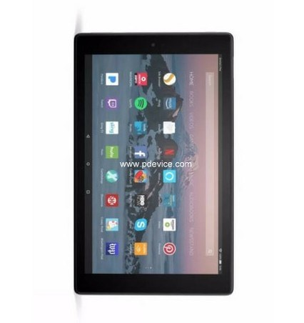 Amazon Fire HD 10 (2017) Tablet Full Specification