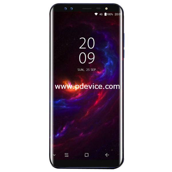 Blackview S8 Smartphone Full Specification