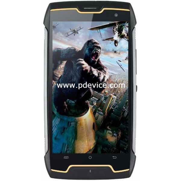 Cubot KingKong Smartphone Full Specification