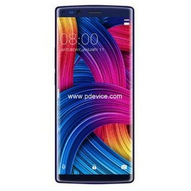Doogee Mix 2 Smartphone Full Specification