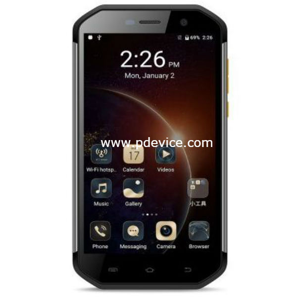 EL S60 Smartphone Full Specification