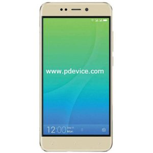 Gionee X1s Smartphone Full Specification