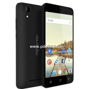 Highscreen Easy Power Pro Smartphone Full Specification