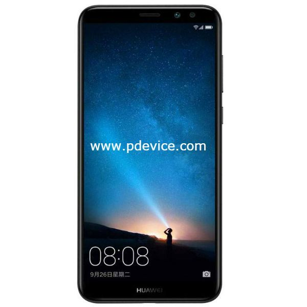 Huawei Nova 2i Smartphone Full Specification