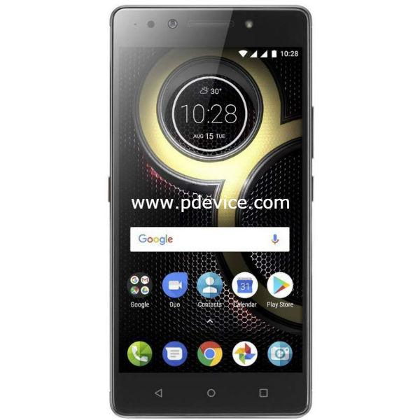 Lenovo K8 Smartphone Full Specification