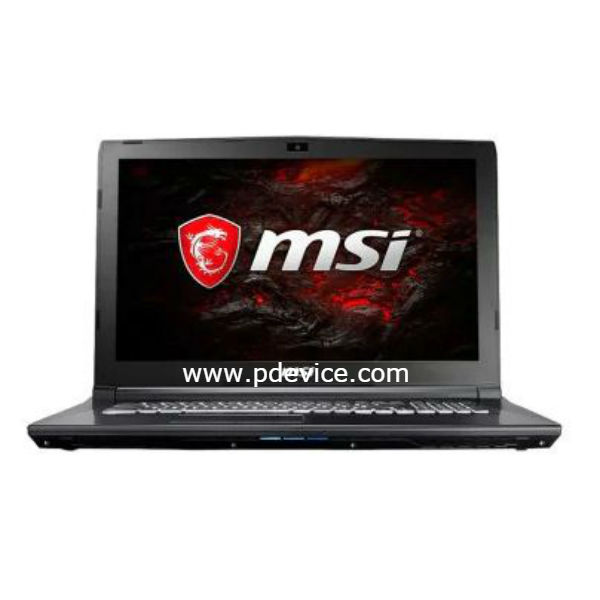 MSI GL72M 7REX-817CN Gaming Laptop Full Specification