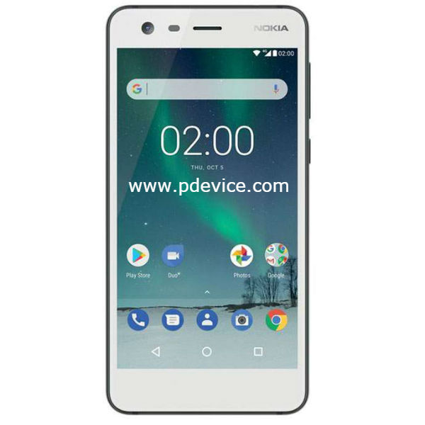 Nokia 2 Smartphone Full Specification
