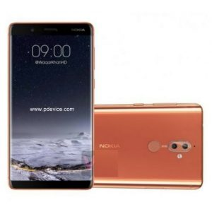 Nokia 9 Smartphone Full Specification