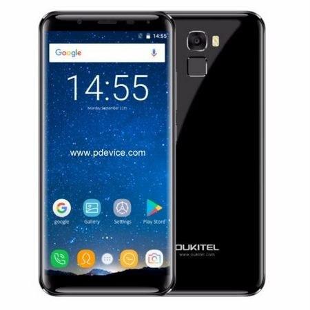 Oukitel K5000 Smartphone Full Specification