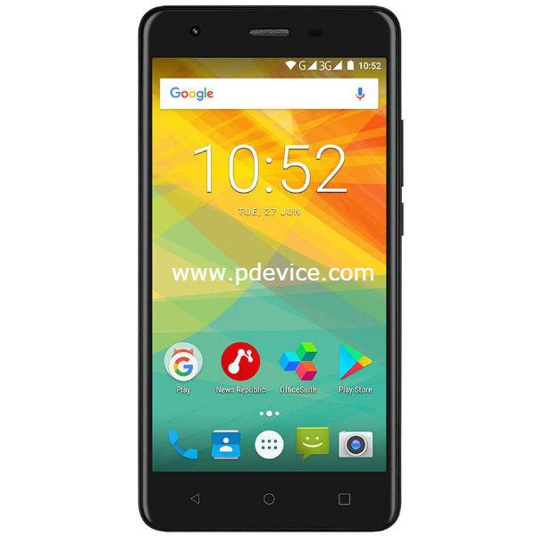 Prestigio Muze H3 Smartphone Full Specification