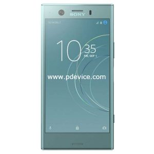 Sony Xperia XZ1 Compact Smartphone Full Specification