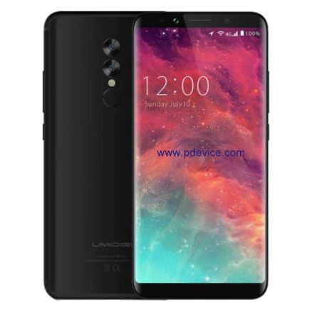UMIDIGI S2 Smartphone Full Specification