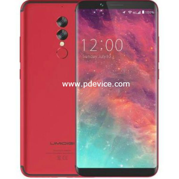 UMiDIGI S2 Pro Smartphone Full Specification
