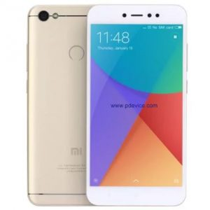 Xiaomi Redmi Note 5A (4GB + 64GB) Smartphone Full Specification
