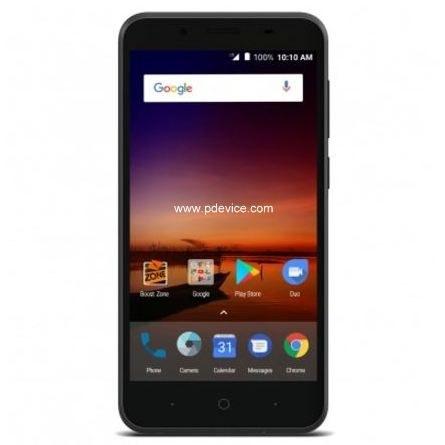 ZTE Tempo X Smartphone Full Specification