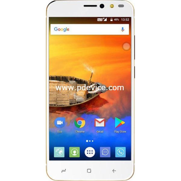 iVooMi Me3 Smartphone Full Specification