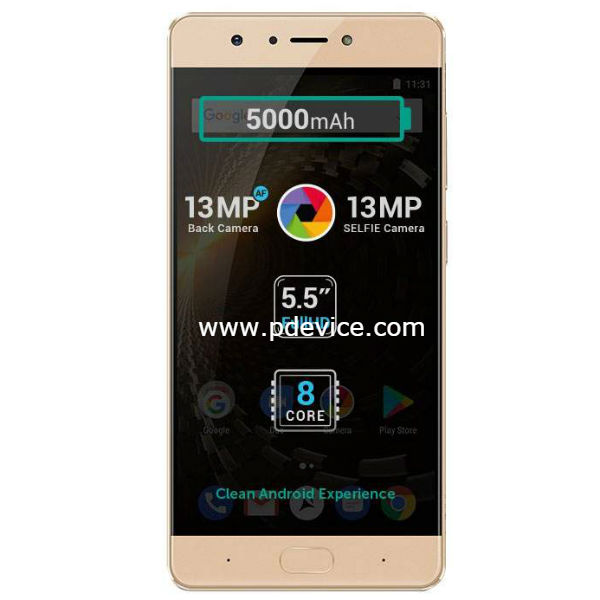 Allview P9 Energy S Smartphone Full Specification
