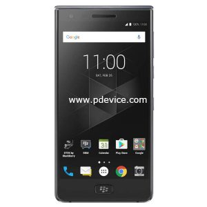 BlackBerry Motion Smartphone Full Specification