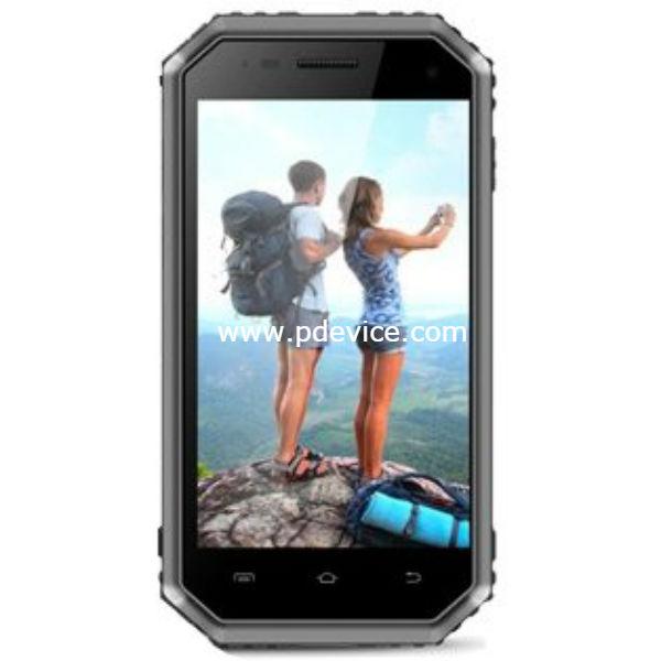E&L W6 Smartphone Full Specification